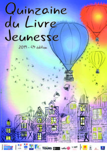 Quinzaine du Livre Jeunesse 2019 à l'Hôtel de Ville de Tours @ Hôtel de Ville de Tours